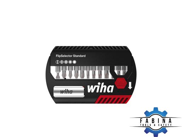 Bộ Bit FlipSelector Standard 25mm Wiha 39078