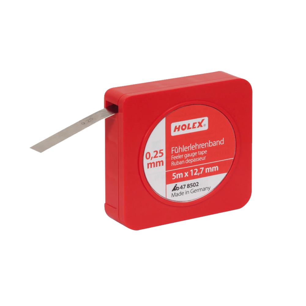 Cuộn đo cảm ứng 12,7 mm x 10 m 0,05 mm