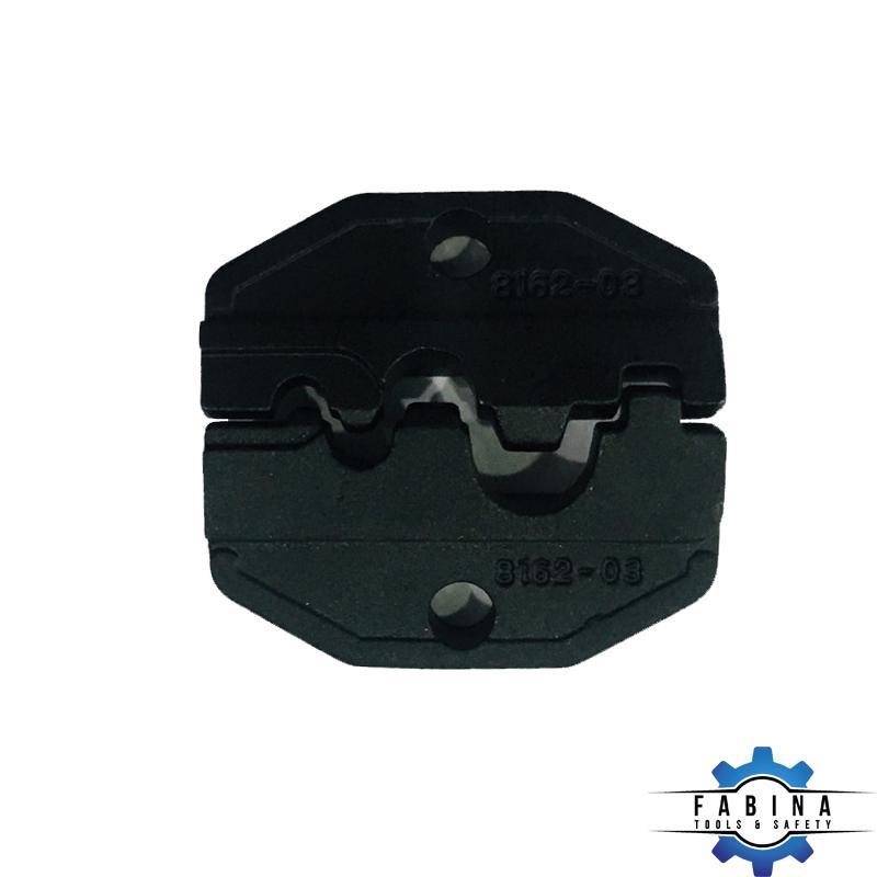 Đầu bấm cos tròn nhôm thay thế Retta - RKS0062 / 3