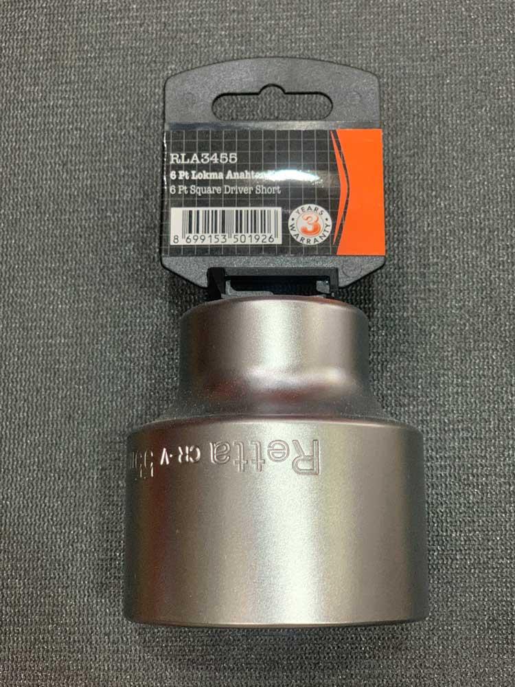 ĐẦU NỐI 3/4 INCH RETTA 6 CẠNH 55mm - RLA3455