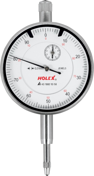 Dial indicator 10/58 mm