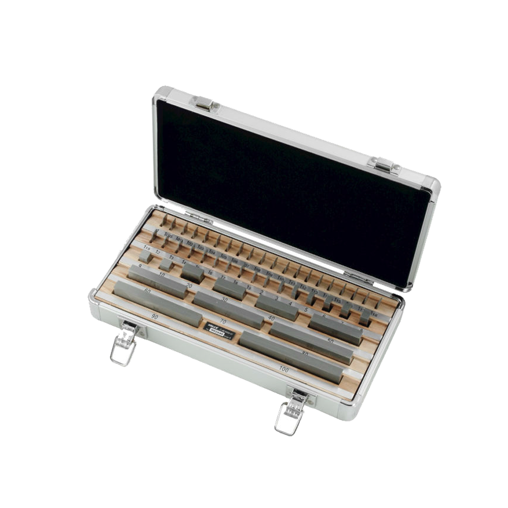 Gauge block set Tolerance class 1 87