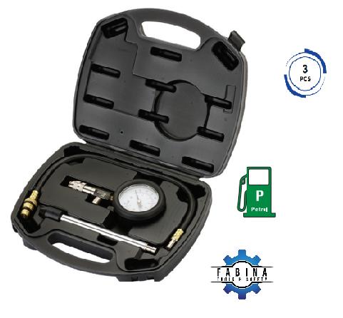 Hộp dụng cụ test áp khí Ôtô Retta 3 chi tiết - RBK0003