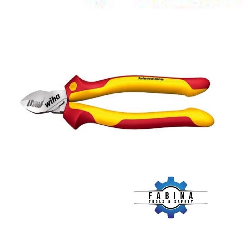 Kìm cắt cáp cách điện 1000V Wiha 34743