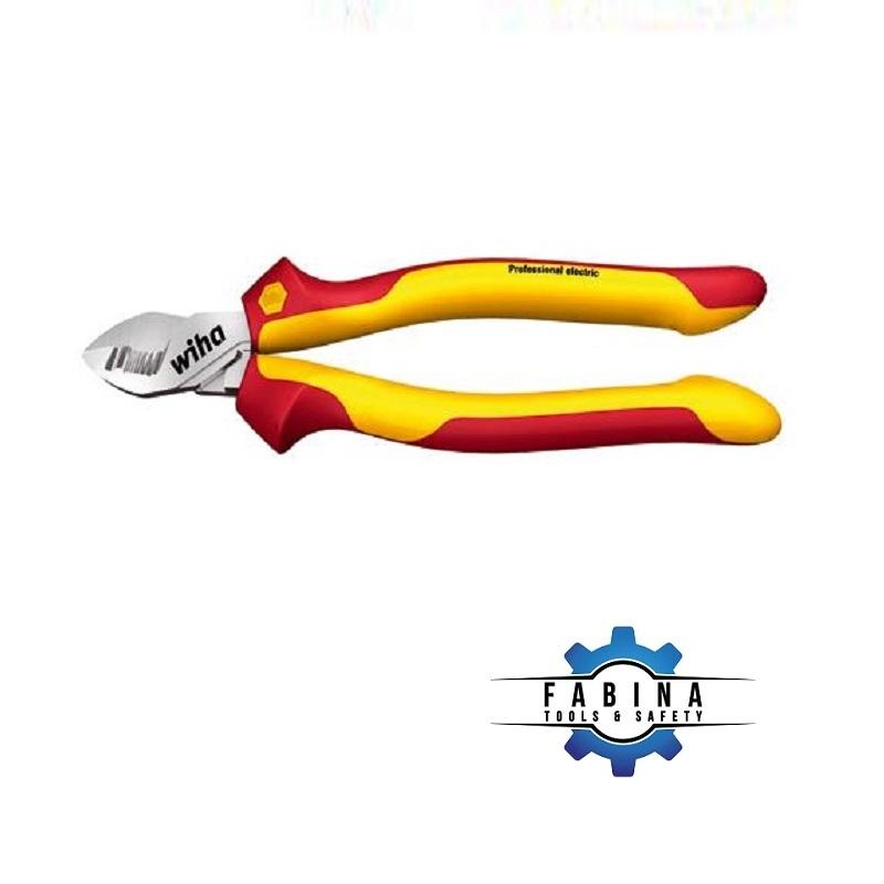 Kìm cắt cáp cách điện 1000V Wiha 38636