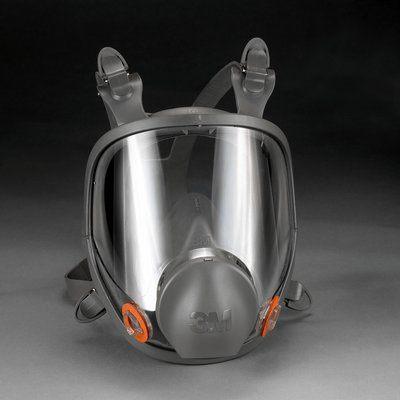Mặt nạ nguyên mặt, cỡ nhỏ, bảo vệ hô hấp, 6700