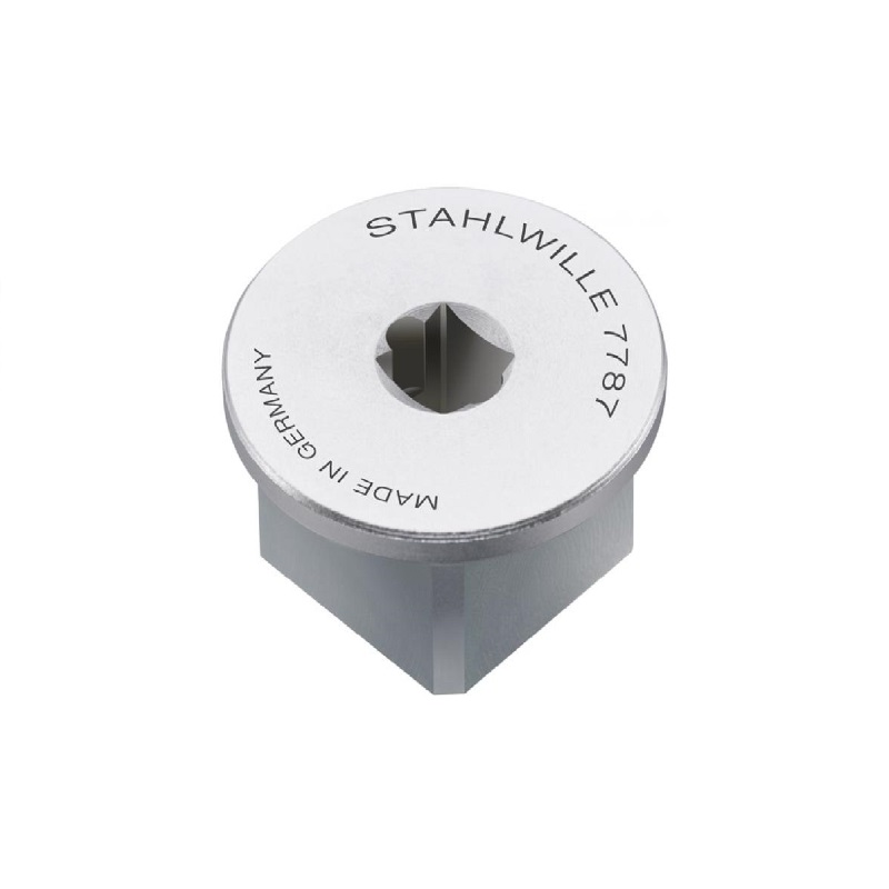 STAHLWILLE 58521087 - 7787 - SQUARE DRIVE ADAPTOR INSIDE 1/4