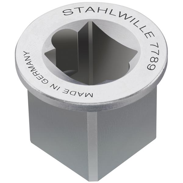 STAHLWILLE 58521089 - 7789 - SQUARE DRIVE ADAPTOR INSIDE 1/2