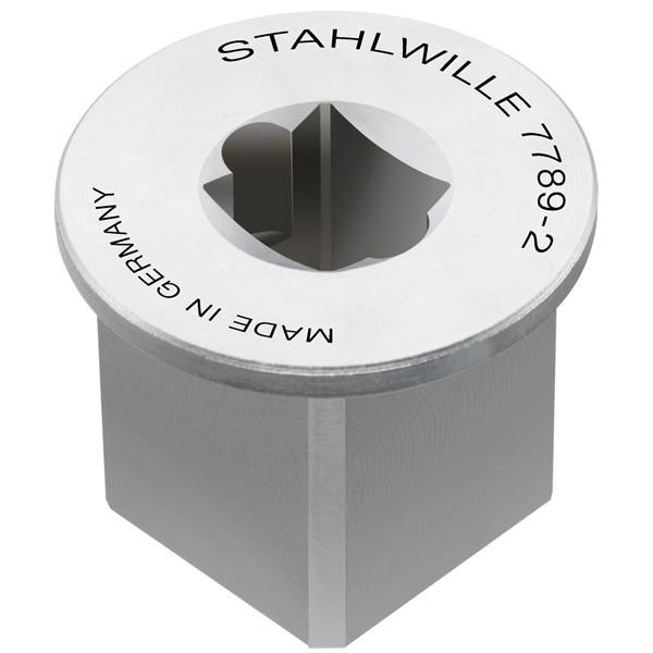 STAHLWILLE 58523089 - 7789-2 - SQUARE DRIVE ADAPTOR INSIDE 3/4