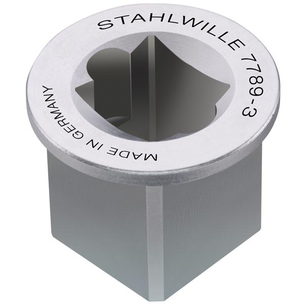 STAHLWILLE 58524089 - 7789-3 - SQUARE DRIVE ADAPTOR INSIDE 1