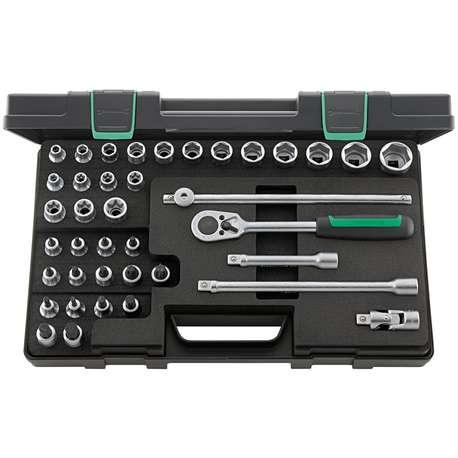 Stahlwille 98811909 876 TX KN Socket Set Torx 1/2