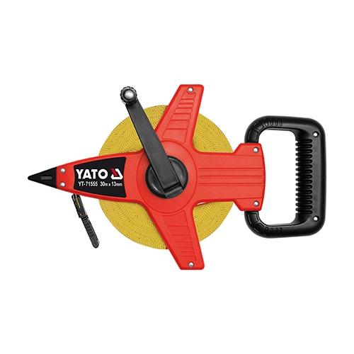 Thước cuộn thép 30m Yato YT-71555