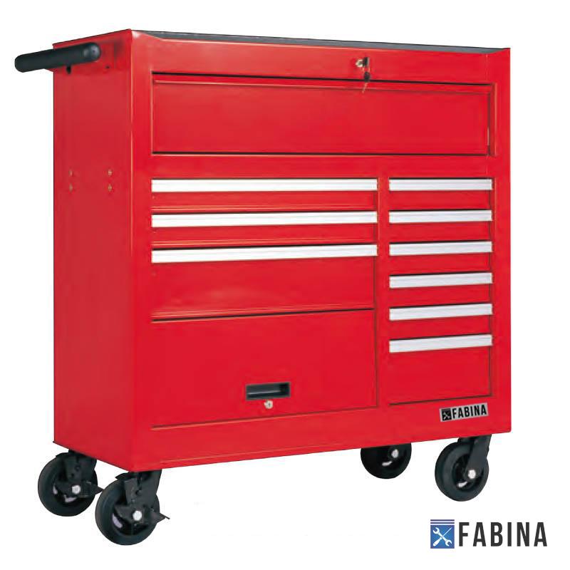 Tủ đồ nghề 11 ngăn chuyên nghiệp FBC-01101R