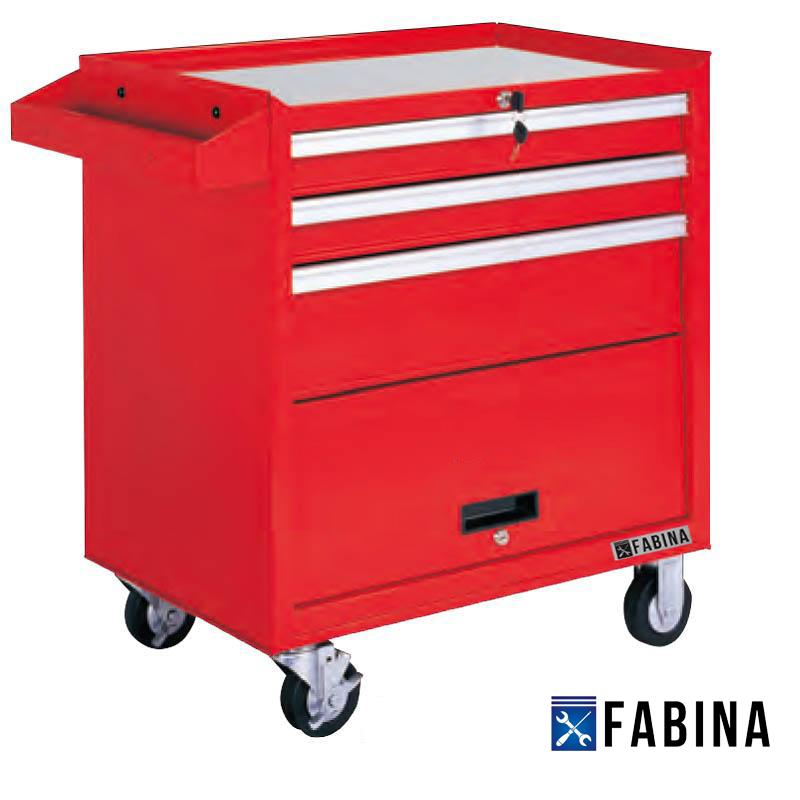 Tủ đồ nghề 4 ngăn chuyên nghiệp FBC-0401R