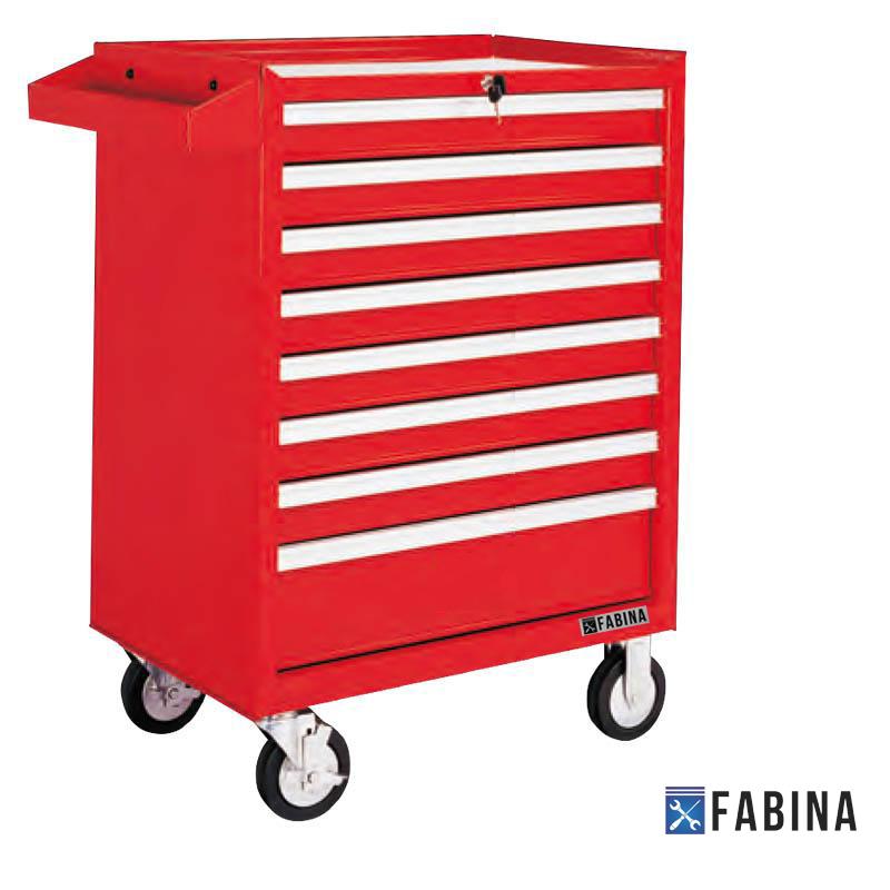 Tủ đồ nghề 8 ngăn chuyên nghiệp FBC-0801R