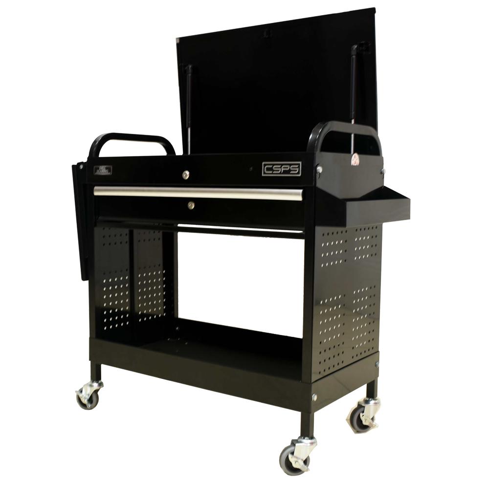 Tủ dụng cụ 1 ngăn kéo 2 khay chứa CSPS