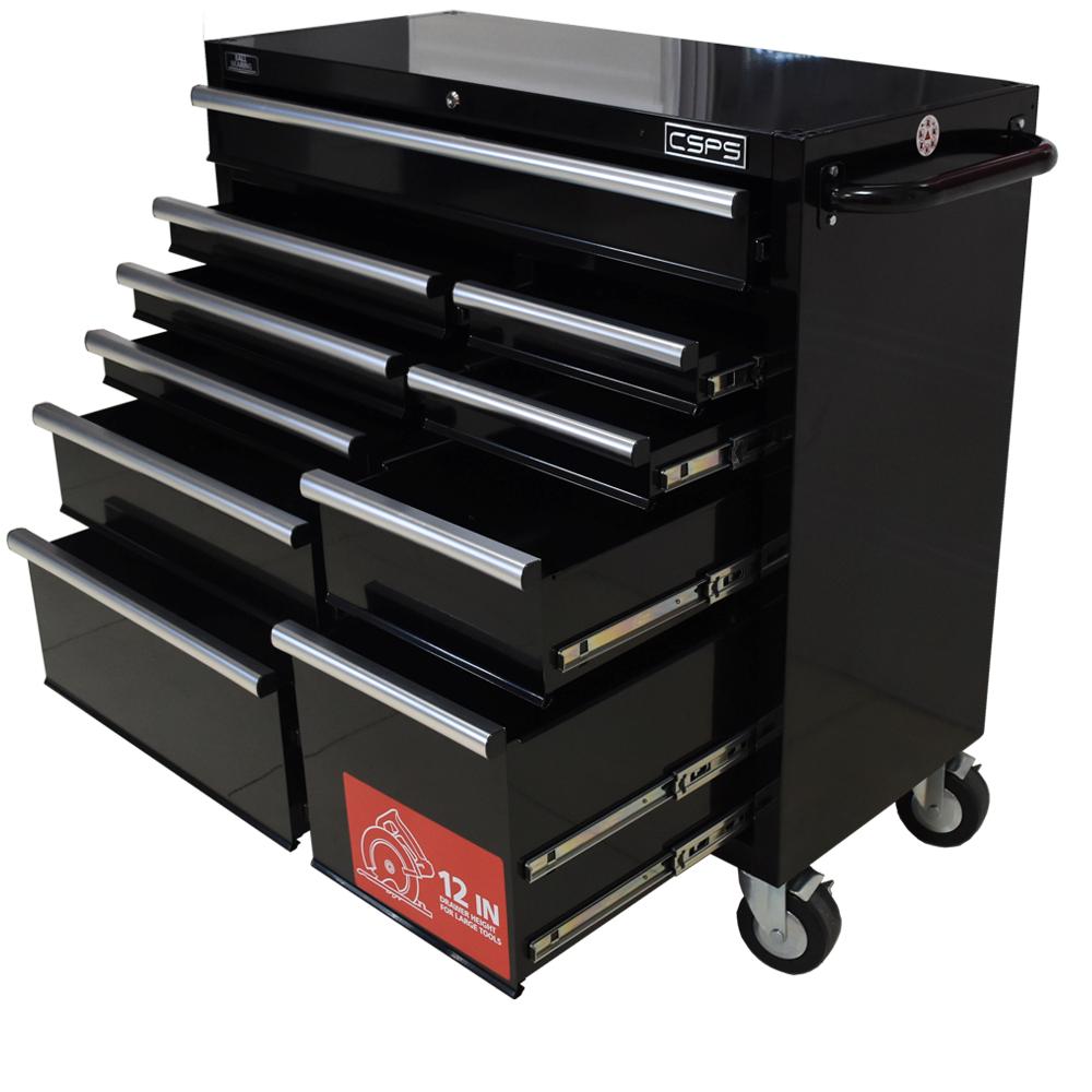 Tủ dụng cụ 10 ngăn kéo CSPS