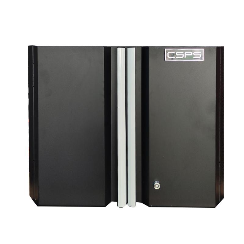 Tủ đựng dụng cụ treo tường màu đen CSPS